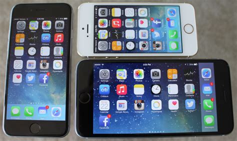 app layout iphone 6 in depth review apple s 4 7 inch iphone 6 running ios 8