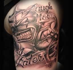 gangster tattoos