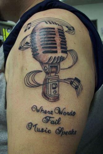 microphone cord tattoo 40 best mic tattoo images on pinterest mic tattoo