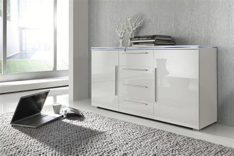 langes sideboard weiß sideboard 2 m breit fabulous now by hlsta teilig now easy