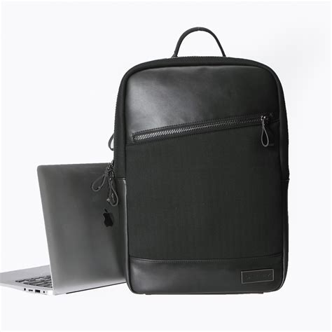 6 In 1 Travelling Bag leather laptop backpack travelling bag for macbook lenovo hp acer asus xiao air notebook mochila