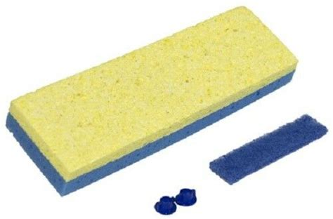 quickie mop refills 2 pack automatic sponge type s mop refill microban ebay