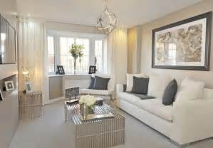 cream living rooms barratt homes somerton at glenfield park kirby road