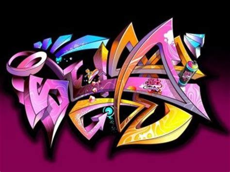wallpaper handphone terbaik 150 contoh gambar grafiti tulisan nama a sai z keren