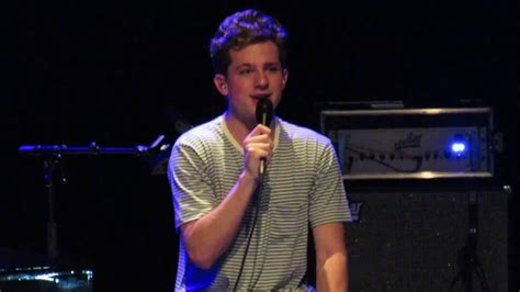 charlie puth then there s you then there s you charlie puth barcelona 5 5 2016 youtube