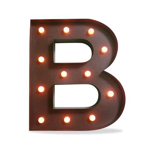 letra n vintage con bombillas iluminaci 243 n met 225 lica decorativa letra b decoraci 243 n