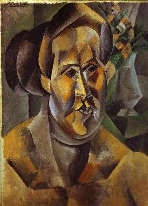 picasso paintings early work cubism the most revolutionary movement of the 20th