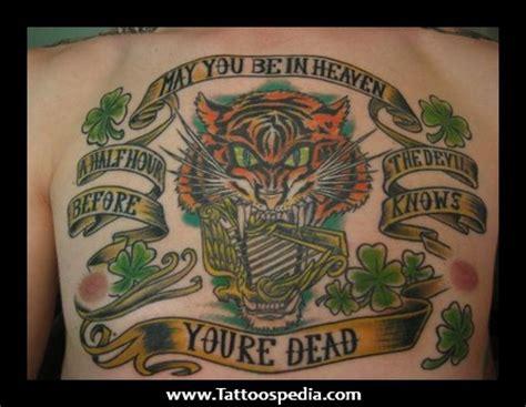 irish mob tattoos mob quotes quotesgram