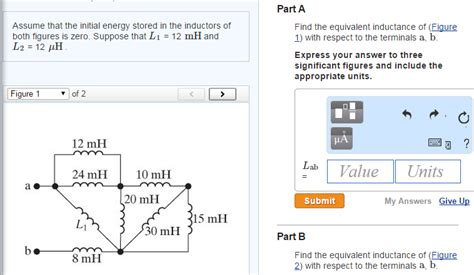 inductor initial energy assume that the initial energy stored in the induc chegg