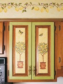 stencils for kitchen cabinets kitchen cabinets with stencil designs home and