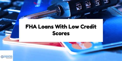 low credit house loans can i qualify for fha home loans with low credit score