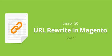 wordpress rewrite tutorial url rewrite in magento magento open course lesson 30
