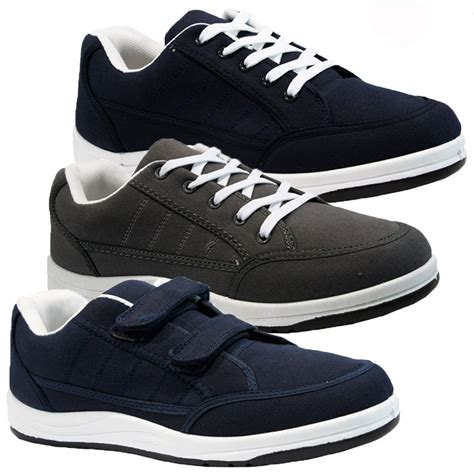 walking sports shoes mens running trainers casual lace running walking