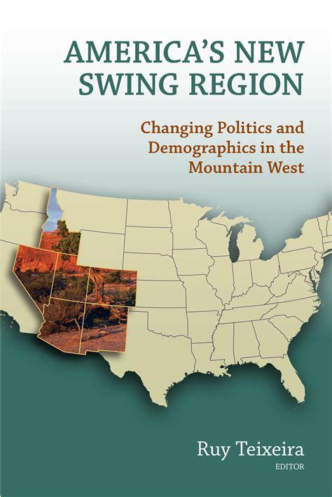 america swings book america s new swing region