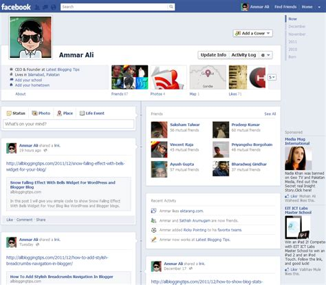 fb old how to get the new facebook timeline in one simple step