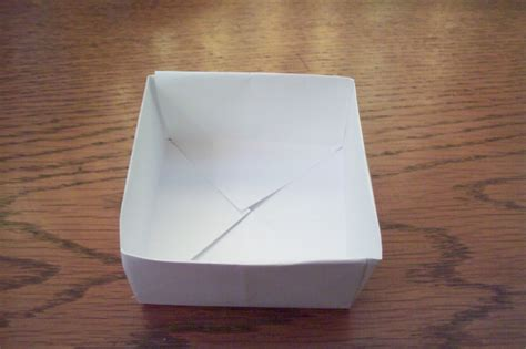 Make Paper Box - southern ooaks let s make a paper box shall we