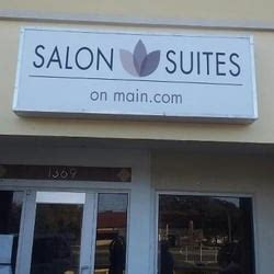 hairdressers dunedin fl salon suites on main cabeleireiros 1369 main st