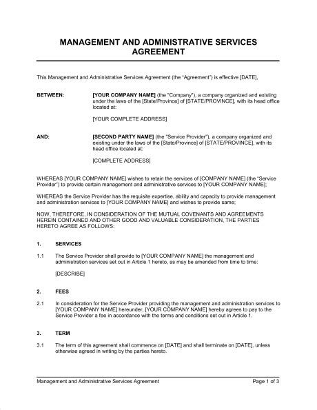 sample construction management agreement 8 examples in word pdf