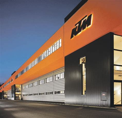 Ktm Usa Headquarters Ktm Ag Partners With Ayala To Make Ph Its Southeast Asian