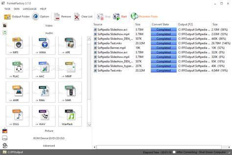 Format Factory Remo Xp | برنامج format factory لتحويل الفيديوهات والصوتيات والصور