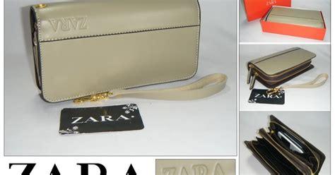 Dompet Zara Two Dua Tilan Grey leens boutique new koleksi dompet hpo for