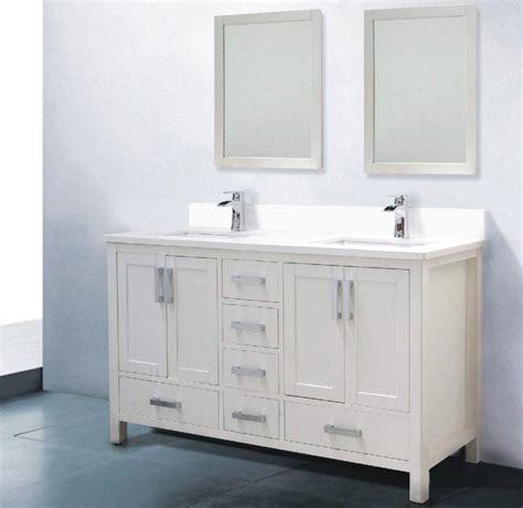 ideas for 60 inch bathroom vanity double sink � the homy