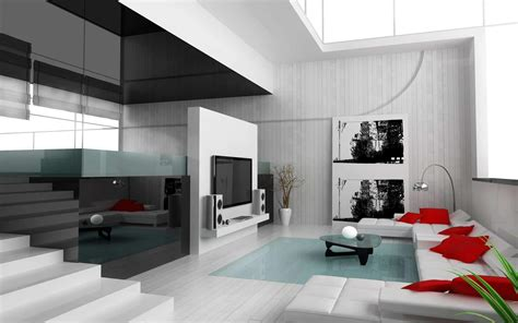 Modern Apartment Decor Room Interior Design Ideas Beautiful Home Interiors