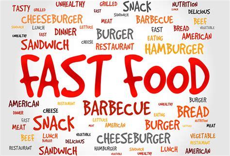 fast food wallpaper  restaurant wall decor