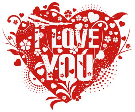 imagenes l love you i love you heart decor png picture gallery yopriceville
