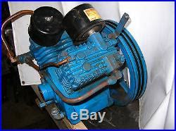 emglo model lc 3 hp single stage air compressor used air compressor pumps