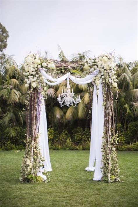 wedding garden arch 25 wedding arches decoration ideas wedding media