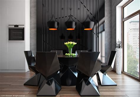 How To Upholster Dining Room Chairs by 20 Modern Dining Rooms For Inspiration