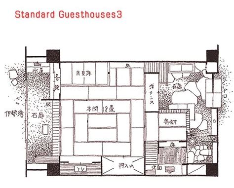 traditional japanese house layout 1000 images about floor plan on pinterest