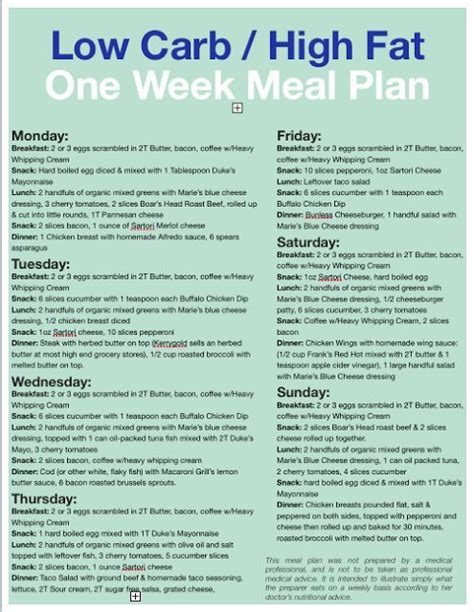 printable diet plan for diabetics diabetics who enjoy food free printable one week low