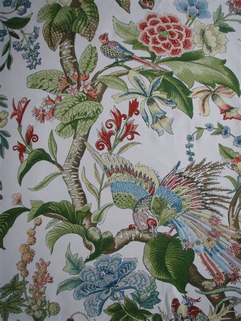 schumacher curtain fabric design quot cranley garden quot 4 metres document ebay