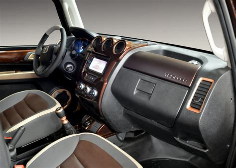 ford troller interior troller unveils two t4 based concepts at the sao paulo