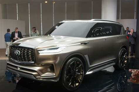 infiniti truck 2020 review is working on a new model that will be the