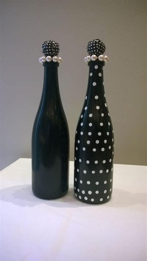 garrafas decorativas pintura fio decorativo elo7