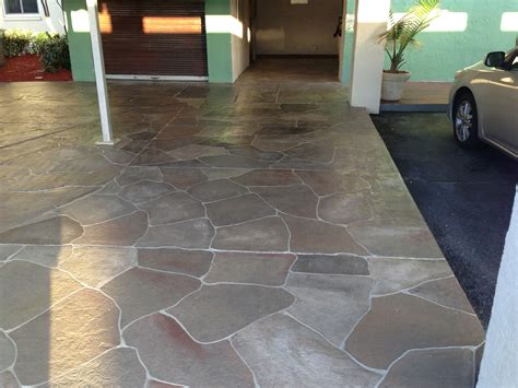 patio floor paint concrete designs florida concrete painting