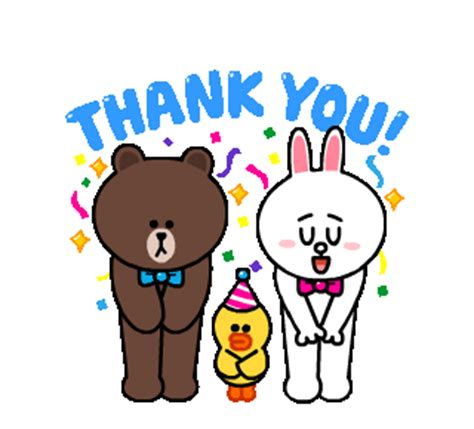theme line brown special line stickers brown cony holiday special free download