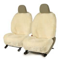 Seat Covers Sheepskin Volvo Xc90 Semi Custom Sheepskin Seat Cover For 159 95 At