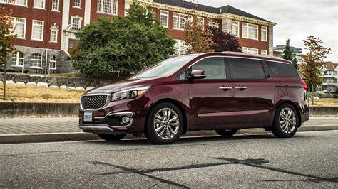 2015 kia sedona test drive review