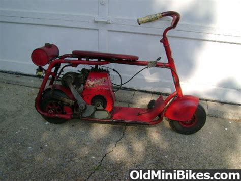 doodlebug mini bike used doodlebug model b clinton