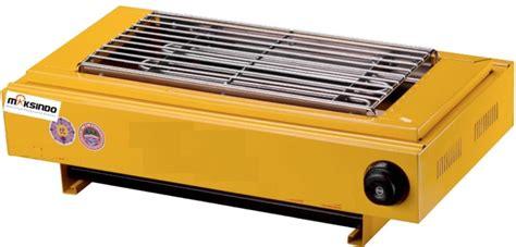 Jual Panggangan Bbq Gas pemanggang bbq serbaguna listrik toko mesin maksindo toko mesin maksindo