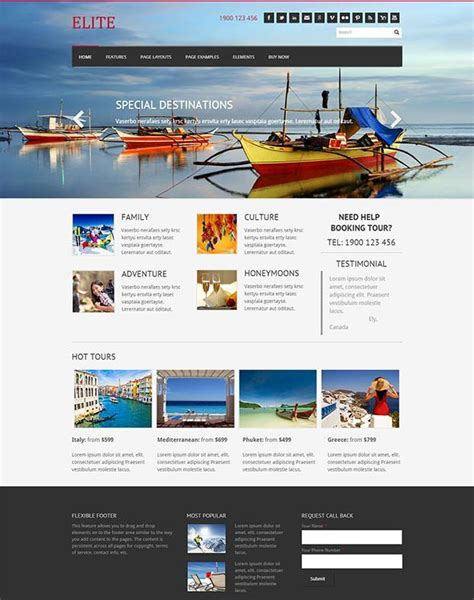 weebly templates free 20 gorgeous free weebly templates utemplates