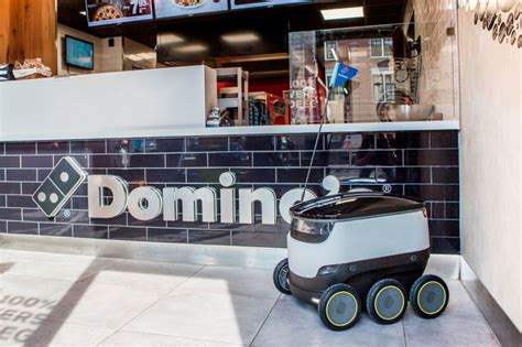 domino pizza antapani delivery fast food delivery rovers domino s pizza delivery robot