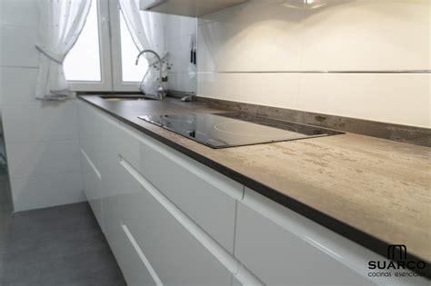 cocina blanca  zona lavadero cocinas suarco fabrica