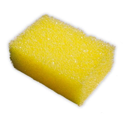 Cleaning Sponge epoxy cleaning sponge yellow coarse tiling store