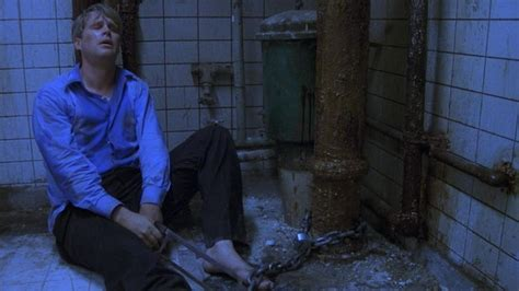 scary movie bathroom scene 61 days of halloween saw 2004 the movie rat