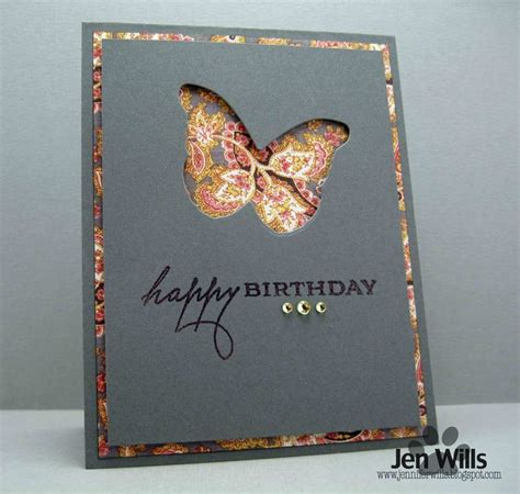 card design handmade 25 best ideas about handmade birthday cards on